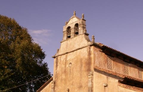 Iglesia San salvador de Priesca