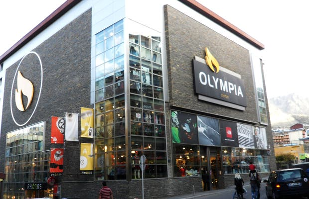 Magasin Olympia