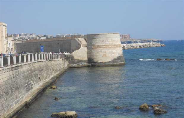 Bastiones de Ortigia