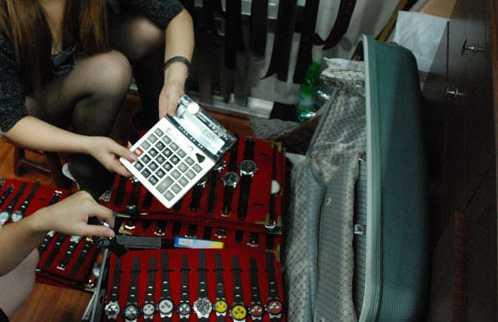 Mercato dei falsi di Shangai