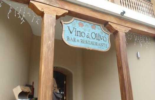 Vino & Olivo