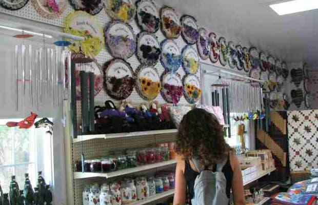 Amish Handicrafts in Lancaster County