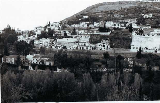 Sacromonte Viewpoint