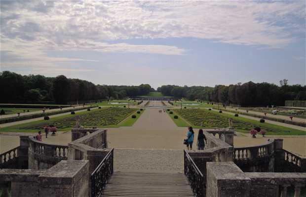 Palacio de Vaux-le-Vicomte