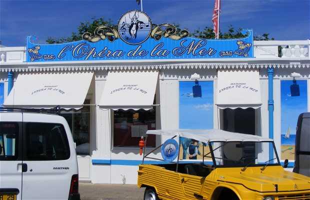 Restaurant L'Opéra de la Mer