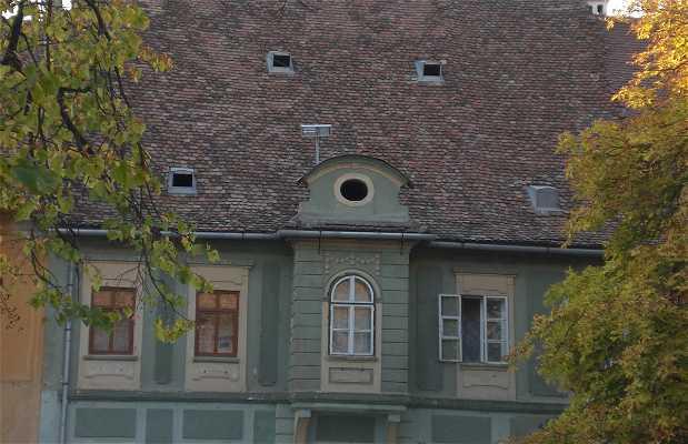 Sighisoara Historic Center