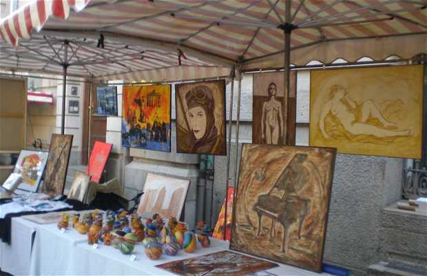 Mercado de arte de la Zeughaus