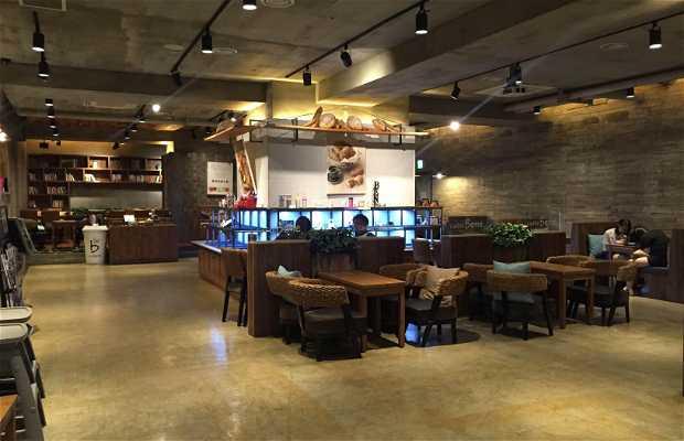 Caffe Bene Busan Seomyeon Station Store