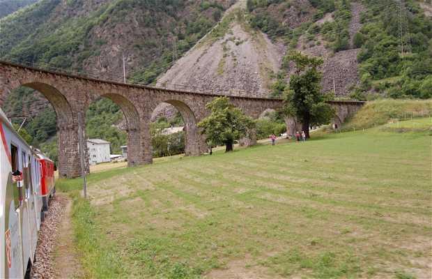 Viaducto helicoidal