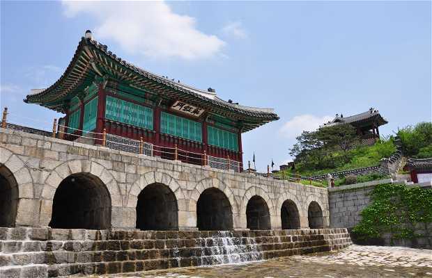 Puerta Hwahongmun