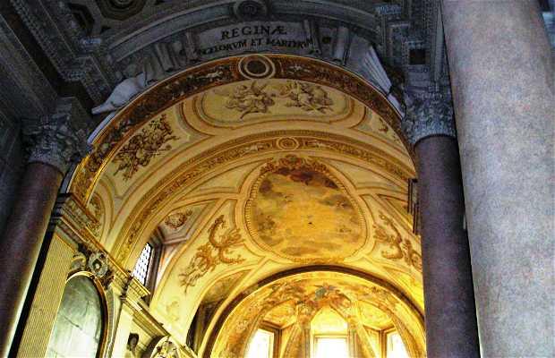 Basilica de Santa Maria degli Angeli e dei Martiri