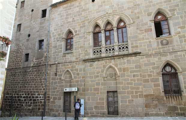 Palacio de los Monroy