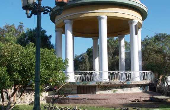 Plaza Carlos Condell