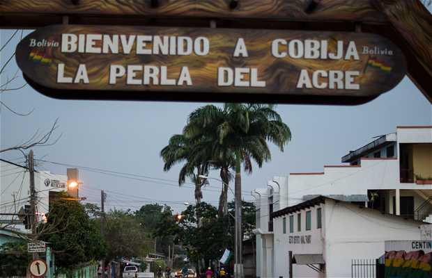 Zona Franca de Cobija