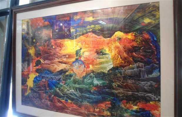 Galeria de arte Huaillacuna