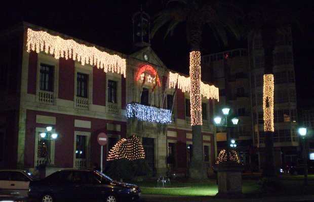 Town Hall in Vilagarcia de Arousa