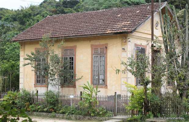 Museu Ferroviário de Sabaúna