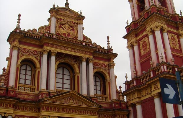 Basílica e Convento de San Francisco