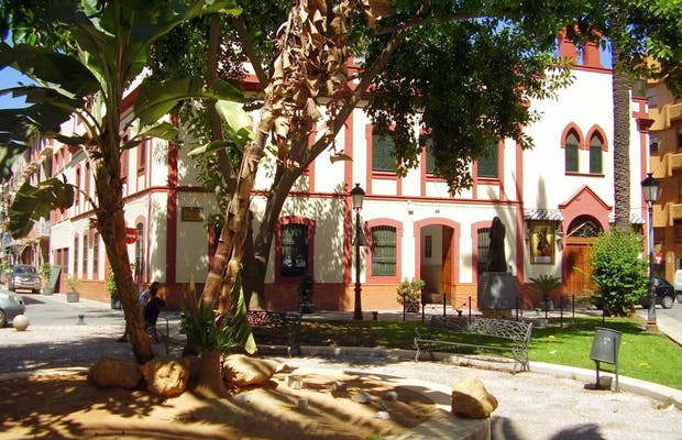 Convento delle Hermanas de la Cruz di Huelva
