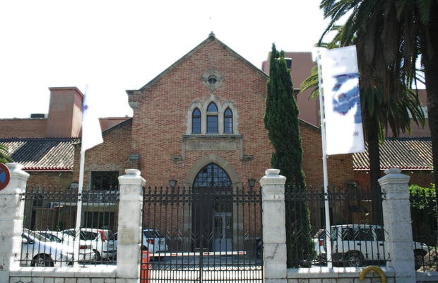 Antico ospedale Noble a Malaga