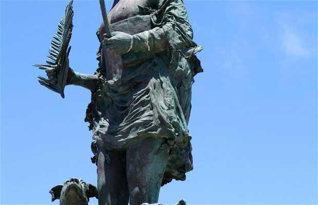 Statue de San Vito