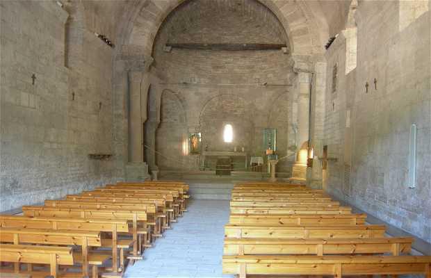 Chiesa Santa María a Porqueres