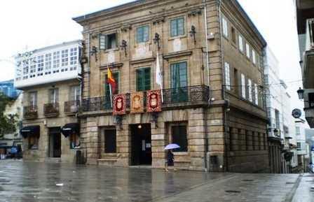 Edificio del ayuntamiento