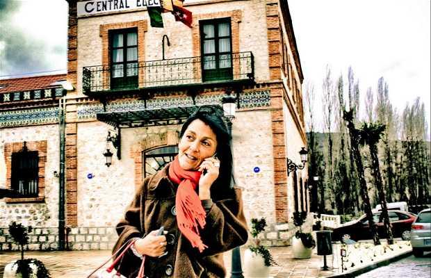 Centrale Elettrica di Chavarri a Madrid