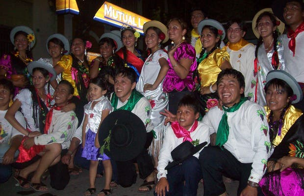 Carnival of Tarija