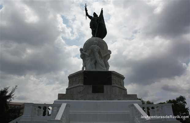 Monumento Vasco Nuñez de Balboa