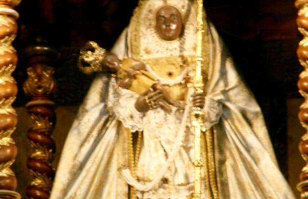 La Virgen de Candelaria, patrona de Canarias