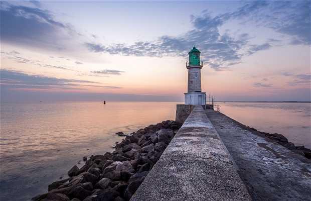 Le phare du Croisic