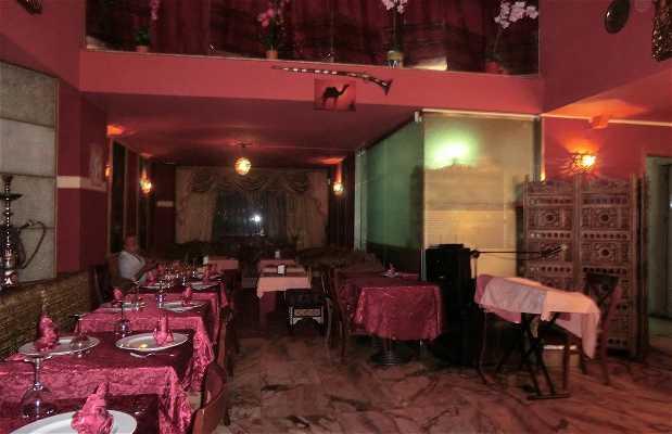 Restaurante el para so del desierto en madrid 3 opiniones for Cocina del desierto madrid