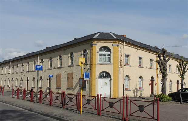 La ciudad obrera de Le Bois du Luc