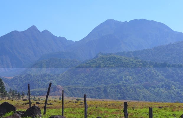 Cima del Volcán Barú