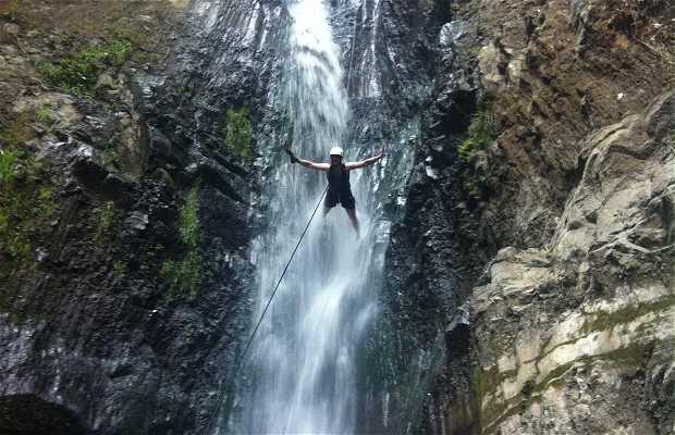 Catarata La Rinconada