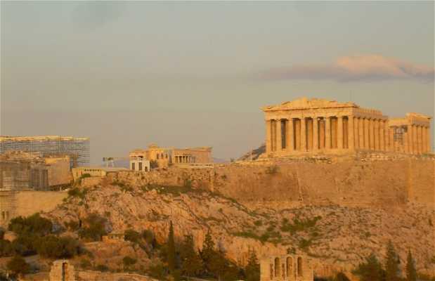 Colina de Filopapo (Atenas)
