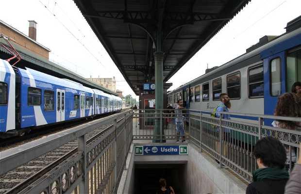 Estación de tren Mantua