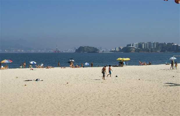Praia das Flexas