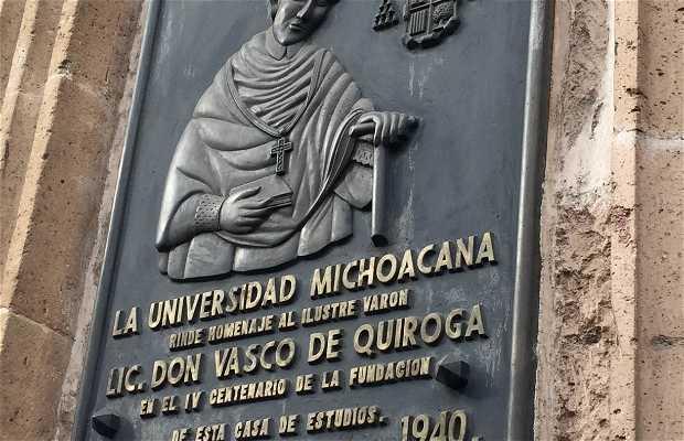 Colegio primitivo y nacional san nicolas de hidalgo