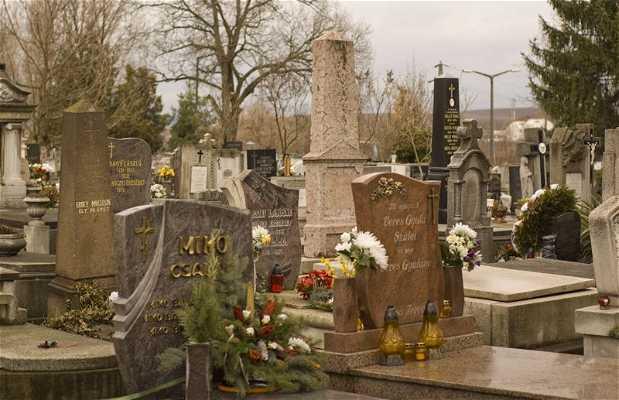 Cementerio Kisasszony