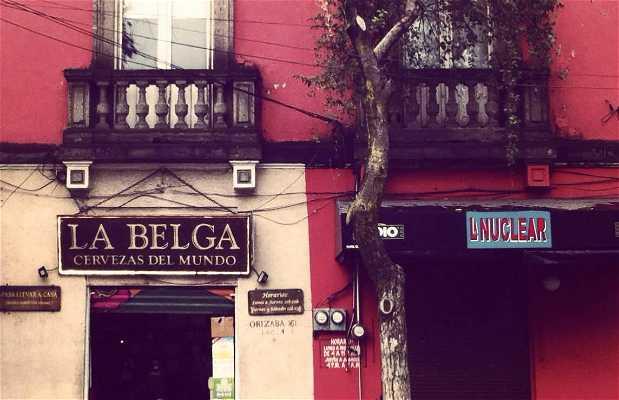 Cervecería La Belga.