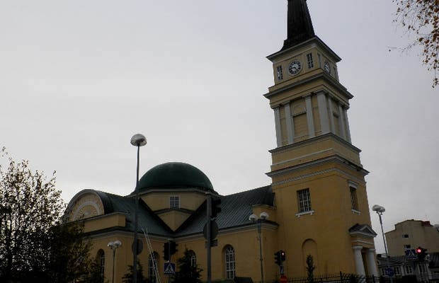 Cathédrale d'Oulu