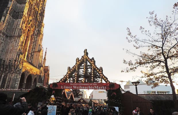 Feira de Natal de Ulm