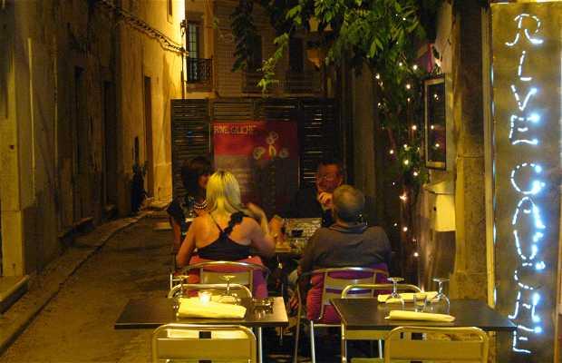 Restaurante Rive Gauche