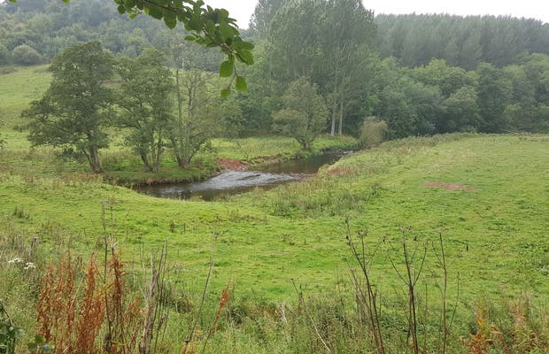 Valle y río Bervie