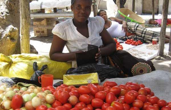 Mercado municipal de Vilankulos