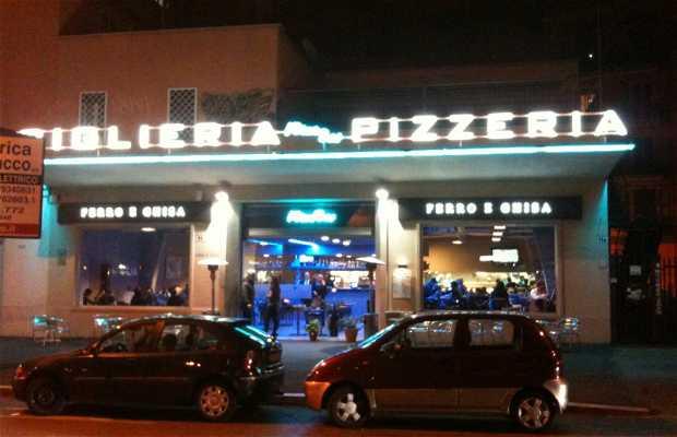 Ferro e Ghisa Griglieria, Pizzeria e Wine Bar a Roma: 1 opinioni e ...