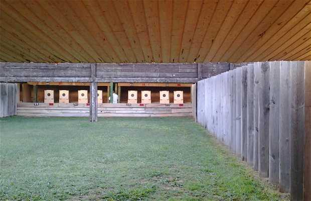 Galería de tiro de Naquera