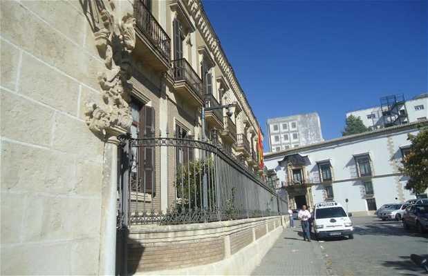 Palacio del Conde Puerto Hermoso
